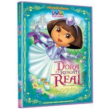 DVD---Dora-A-Aventureira---Dora-e-o-Resgate-Real