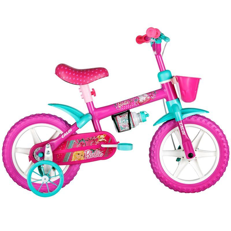 4f97128c3 Bicicleta Aro 12 - Barbie - Caloi - PBKIDS