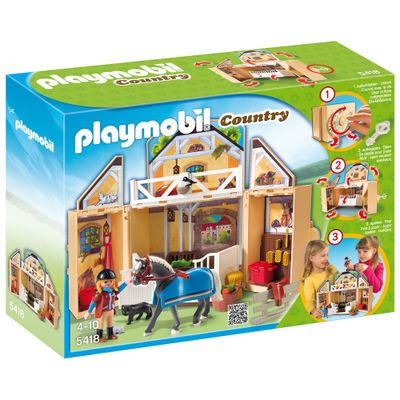 Playmobil-Campo---Box-Secreto-Estabulo---5418
