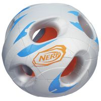 Bola-Nerf-Sports---Bash-Ball-Prata---Hasbro---A6035