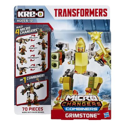 Kre-o-Transformers---Micro-Changers-Combiners---Grimstone---Hasbro