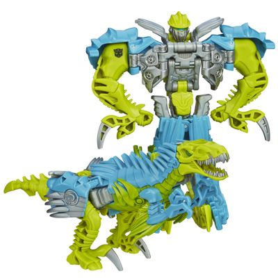 Boneco-Transformers-4---One-Step-Changers---Dinobot-Slash---Hasbro---A7068