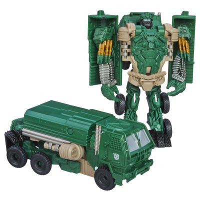 Boneco-Transformers-4---One-Step-Changers---Autobot-Hound---Hasbro---A7069