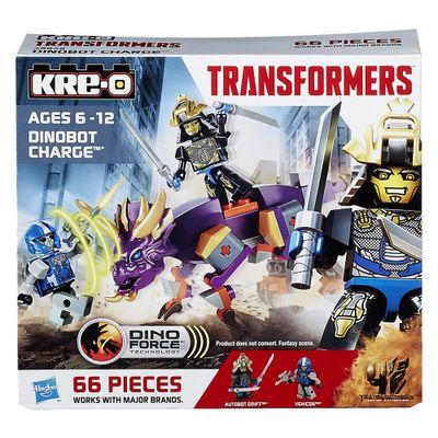 Kre-o-Transformers---Dinobot-Charge---Hasbro