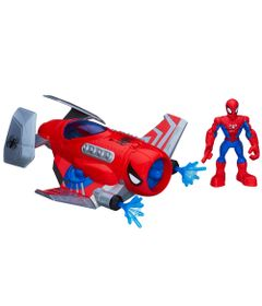 A5662-Boneco-e-Veiculo-Playskool-Marvel-Super-Hero-Spider-Strike-Jet-Hasbro