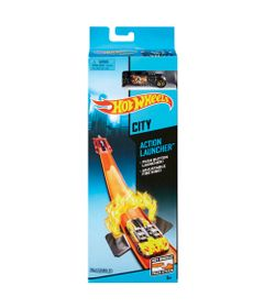 Pista-Basica-Hot-Wheels---Super-Launcher---Mattel---BLR01---BLR04