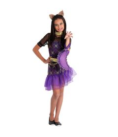 Fantasia-Monster-High---Clawdeen-Wolf-Monstros-Camera-e-Acao---Sulamericana---35153