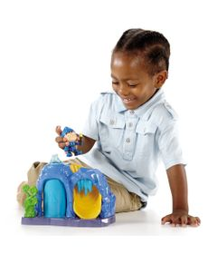 Playset-Basico-Mike-o-Cavaleiro---Caverna-Labirinto---Fisher-Price