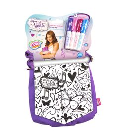 086079-Bolsa-Mini-Bandoleira-Infantil-para-Colorir-Disney-Violetta-Toyng