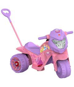 2442-Mini-Moto-Eletrica-6V-Ban-Moto-Princesas-Disney-Passeio-2-em-1-Bandeirante