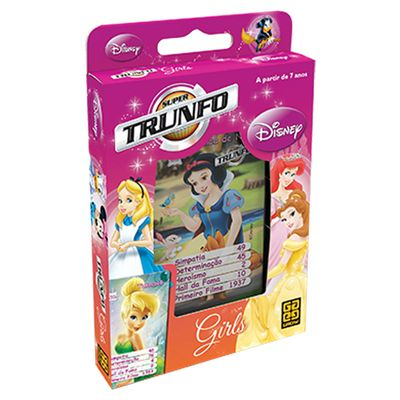 Jogo-Super-Trunfo---Disney-Girls---Grow