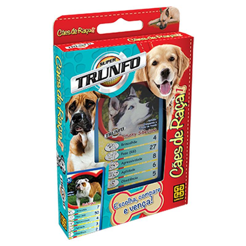 Super Trunfo - Especial Cães de Raça - Grow