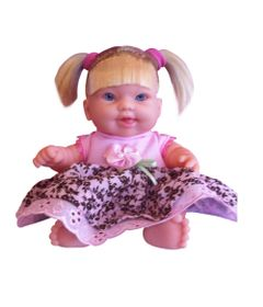 Boneca-Dolls-Collection-Poas---Rosa-e-Flores---Cotiplas