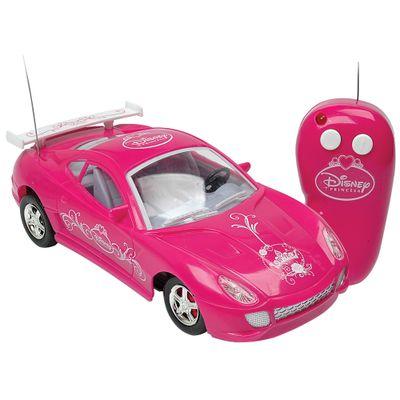 Carro-de-Controle-Remoto---Corrida-Encatanda-Princesas-Disney---Candide