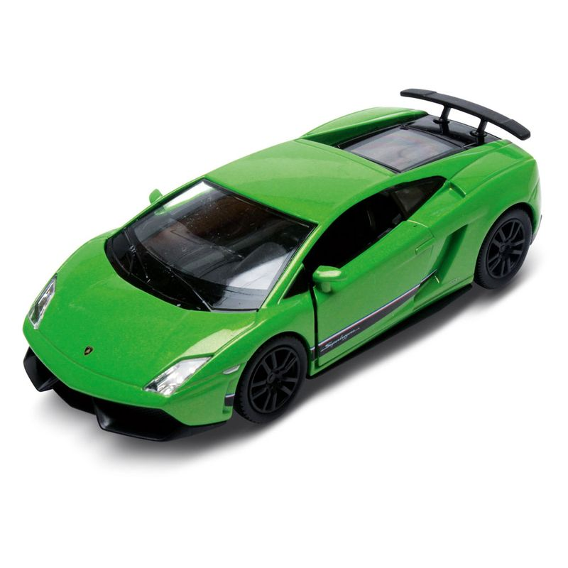 Lamborghini Gallardo LP570 4 Superleggera Verde