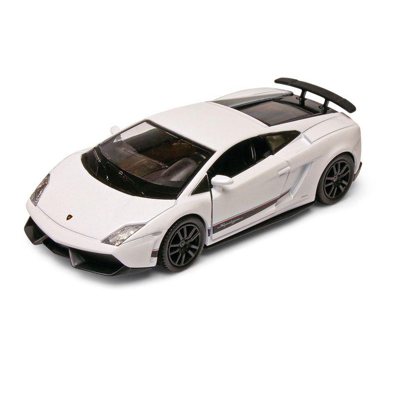 Lamborghini Gallardo LP570 4 Superleggera Branca