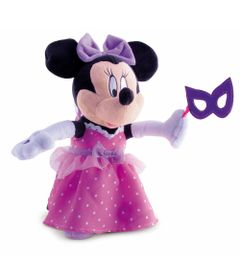 Pelucia-com-Som-e-Movimento-Disney---Minnie-Bailarina---Multikids