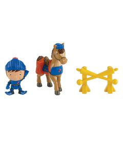 Mini-Figuras-Mike-O-Cavaleiro---Mike-e-Galahad---Fisher-Price