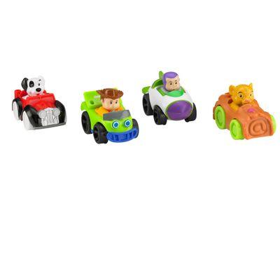 Conjunto-Figuras-Little-People---Disney---Wheelies---Fisher-Price