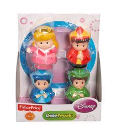 Boneca-Little-People-Disney---Amigos-da-Princesa---Aurora---Fisher-Price
