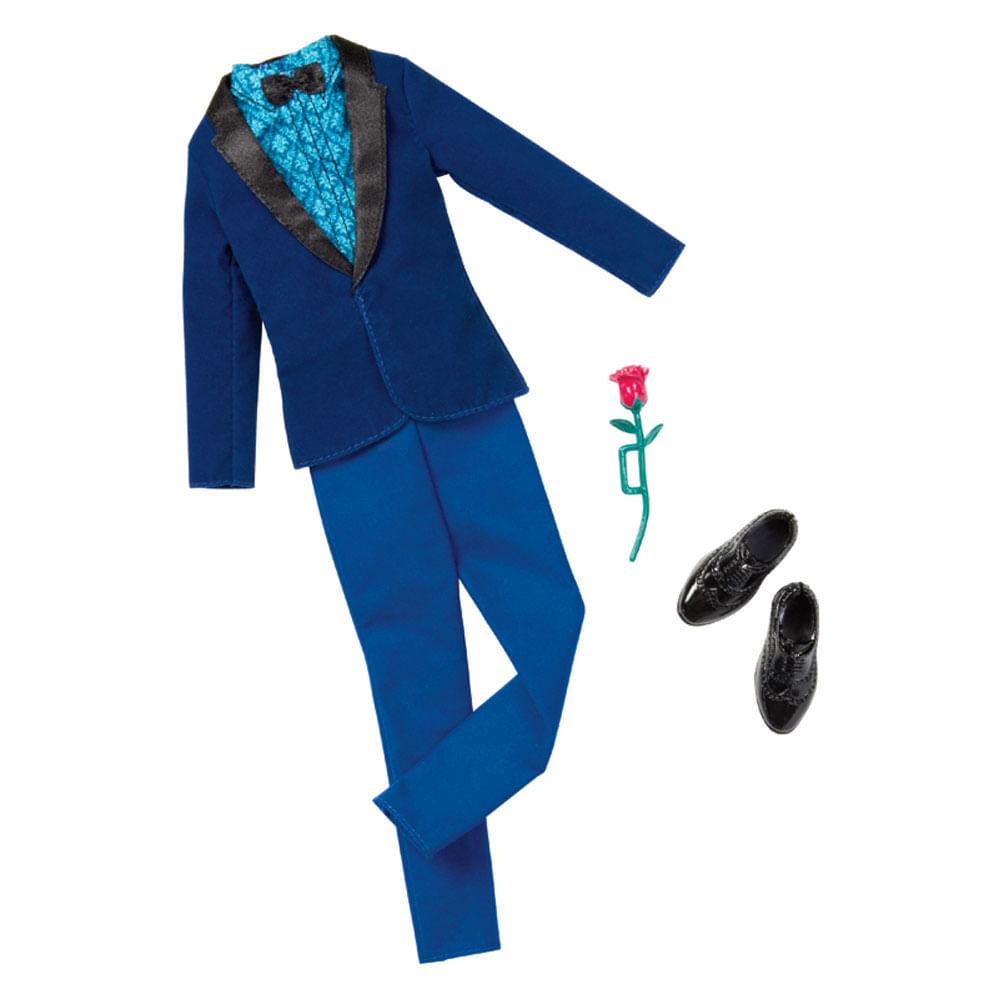 Roupinha para Bonecos Ken Fashionista - Esporte Chic - Mattel