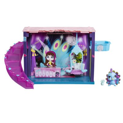 Playset-Littlest-Pet-Shop---Discoteca---Basil-Featherstone---Hasbro-1