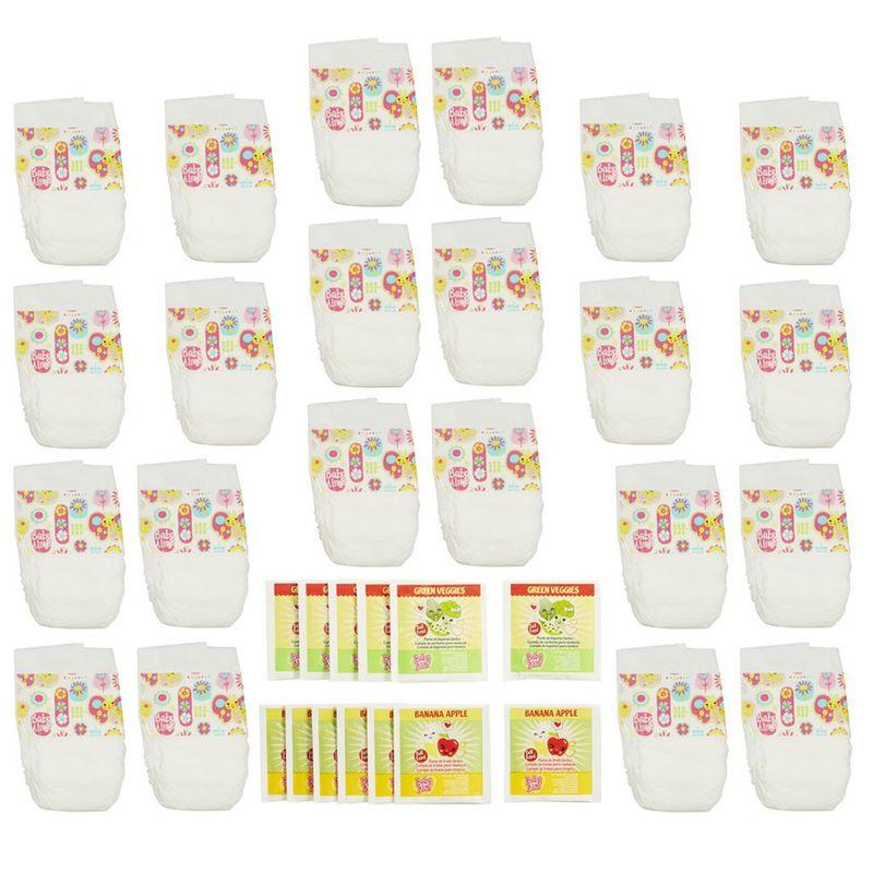f0dc032218 Kit Baby Alive - Super Refil de Fralda e Comidinha - Hasbro - Ri Happy  Brinquedos