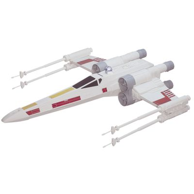 Nave-Star-Wars-Hero-Series---X-Wing-Fighter---Hasbro-1