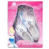 Conjunto-Sapatilhas-Encantadas---Princesas-Disney---Cinderela---New-Toys
