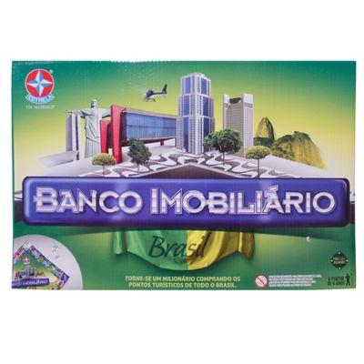 Jogo Banco Imobiliario Brasil Estrela