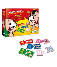 1057-6-Jogo-Associando-Numeros-e-Quantidades-Turma-da-Monica-Xalingo