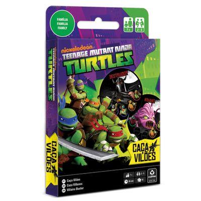 Jogo-de-Cartas-Tartarugas-Ninja---Caca-Aos-Viloes---Copag