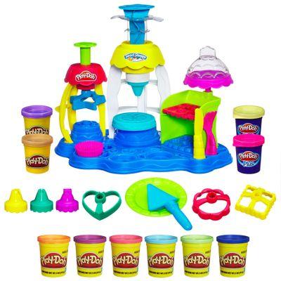 Kit-Play-Doh-Massinha-Doceria-Magica-Leve-6-Potes-de-Massinha-pelo-Preco-de-5-Hasbro
