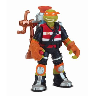 Boneco-Tartarugas-Ninja---Michelangelo