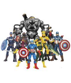 Kit-Colecionavel-Boneco-Marvel-Legends-17-cm---Compre-9-e-Monte-o-10-Boneco