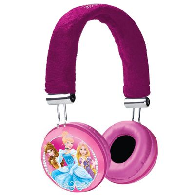 Headphone-HF-100-Princesas-Disney-Tectoy