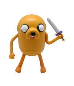 Boneco-Adventure-Time---Jake-com-Espada-13-cm---Multikids