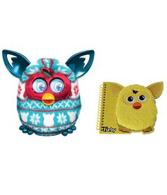 Kit-Pelucia-Interativa---Furby-Boom-Festive-Sweater---Hasbro---Caderno-com-Espiral-Medio-Amarelo