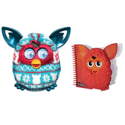 Kit-Pelucia-Interativa---Furby-Boom-Festive-Sweater---Hasbro---Caderno-com-Espiral-Medio-Vermelho