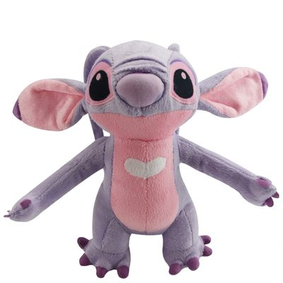 Pelucia---Lilo-e-Stitch---Disney---Angel---25-cm---Long-Jump
