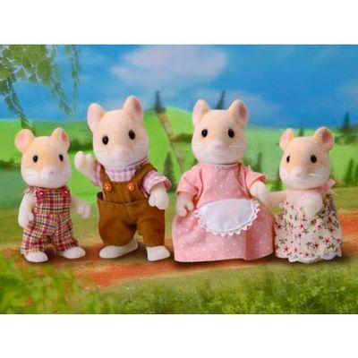 Sylvanian-Families---Familia-Hamster---Epoch