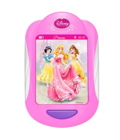 Celular-Encantado---Magic-Touch---Princesas-Disney---Yellow