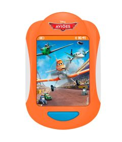 Celular-Airphone---Planes-Disney---Yellow