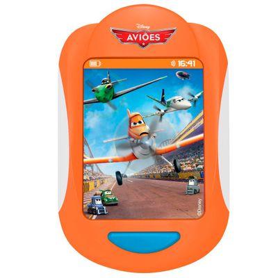 Celular-Airphone---Planes-Disney---Yellow