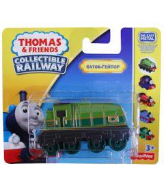 febc56abf Mini Locomotivas Thomas & Friends Collectible Railway - Gator - Fisher-Price