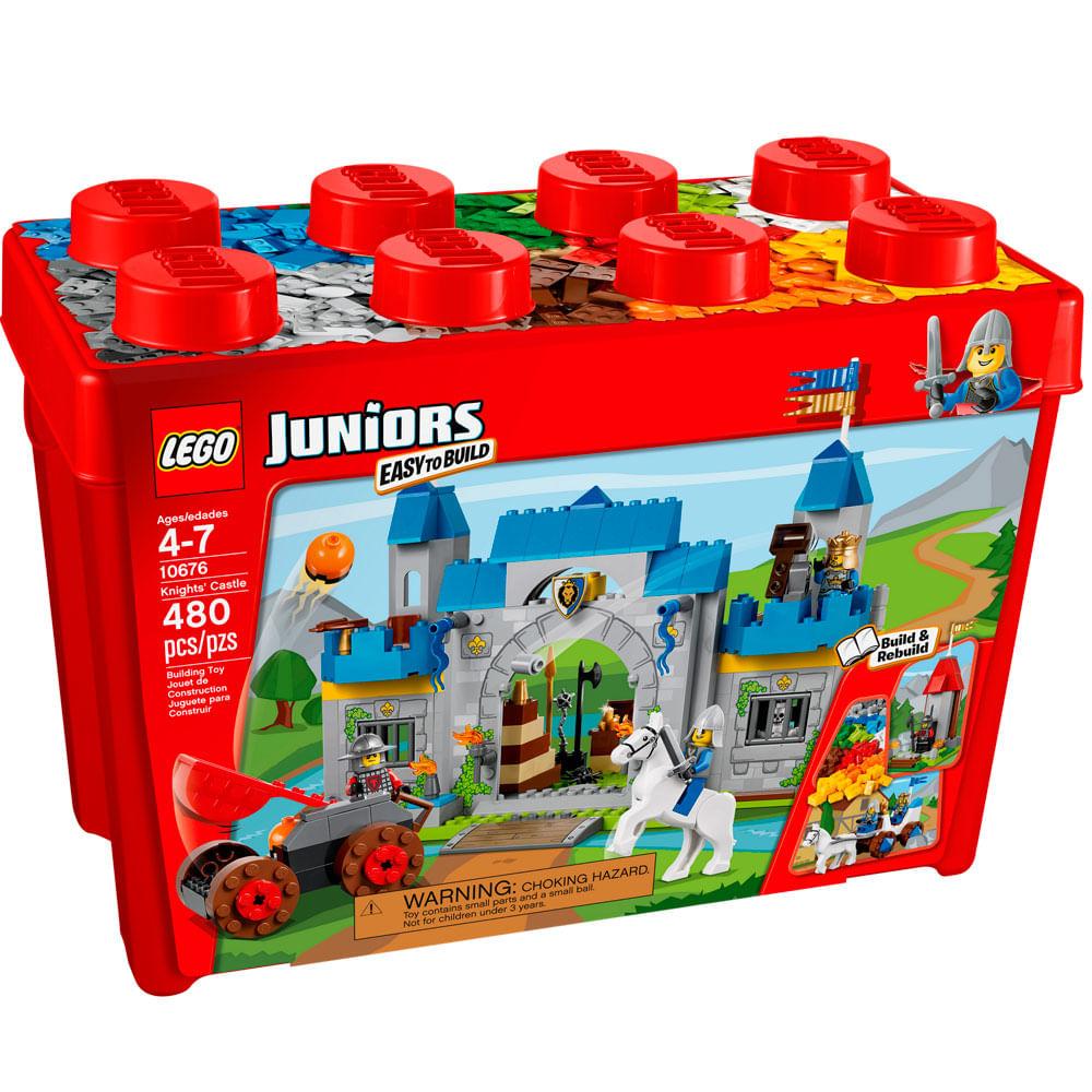 10676 - LEGO Juniors - Castelo de Cavaleiros