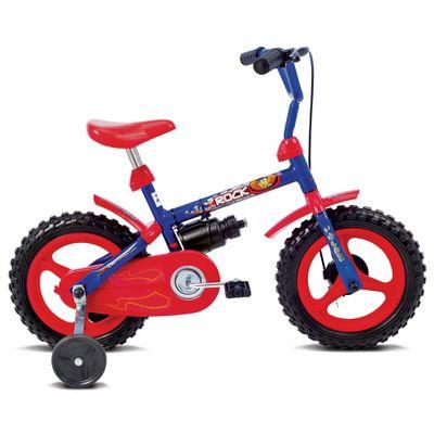 Bicicleta-Rock---Aro-12---Azul-e-Vermelho---Verden-Bikes