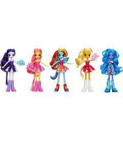 be1f97864 Bonecas My Little Pony - Equestria Girls - Canterlot High Pep Rally - Hasbro