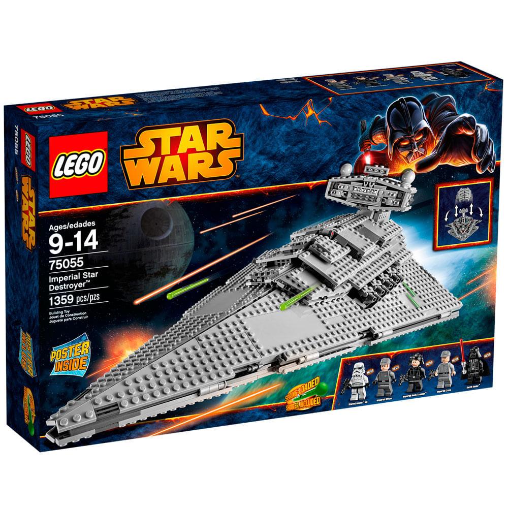 75055 - LEGO Star Wars - Imperial Star Destroyer