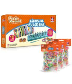 Kit-Fabrica-de-Pulseiras-com-3-Refis-de-Elasticos-Estrela